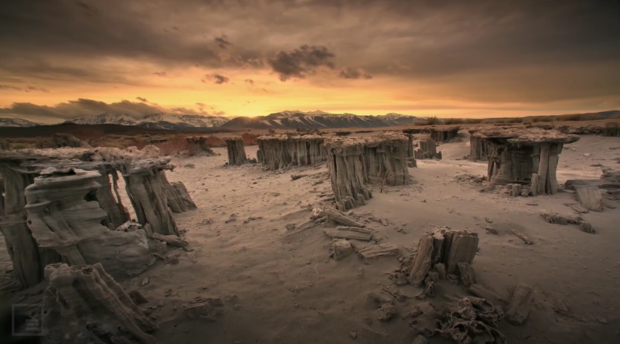 Video: Peter Lik's Photography Origins Documentary